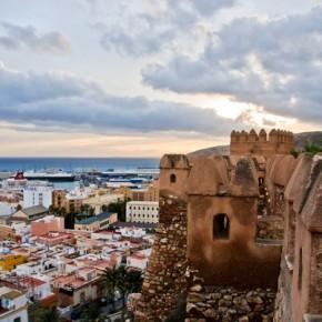 Almeria, port de la Méditerranée