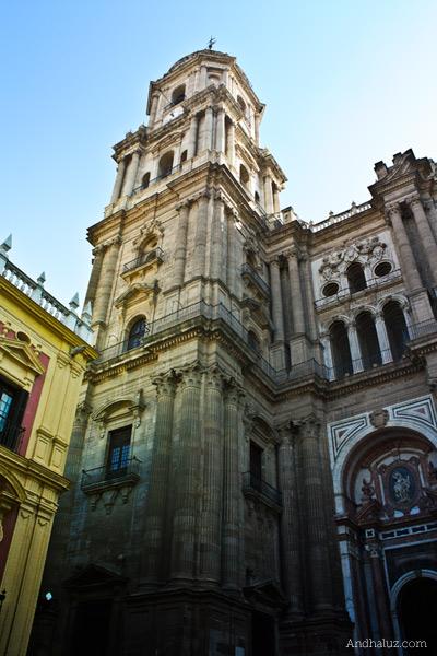 cathedrale-malaga-ville-culturellle-andalousie
