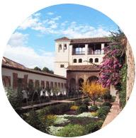 Jardin du Generalife