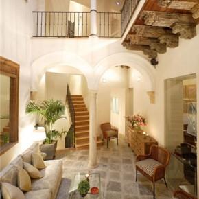 Hôtels Romantiques en Andalousie