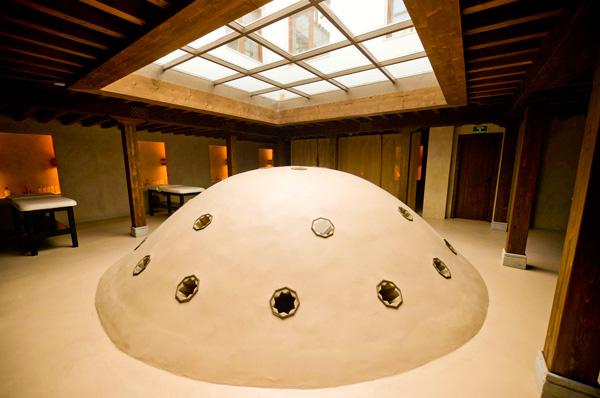 Salle de massage - Hammam de Malaga