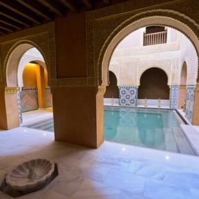 Le Hammam de Malaga