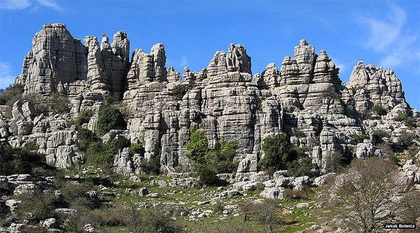 Parc naturel du Torcal (Antequera)