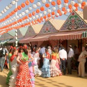 Feria de Abril, Séville
